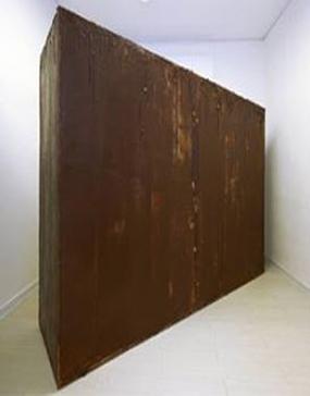 chocolate wall Dieter Roth